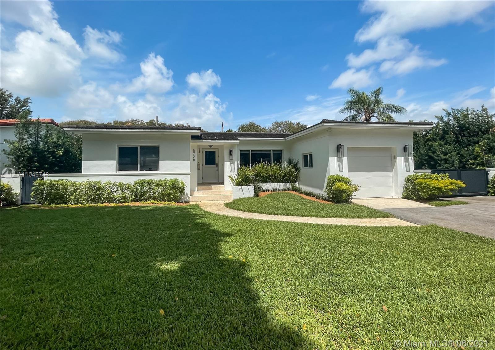 5728 Michelangelo St, Coral Gables, FL 33146 - #: A11045748