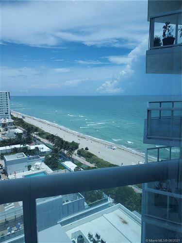 Photo of 6515 Collins Ave #1501, Miami Beach, FL 33141 (MLS # A11062749)