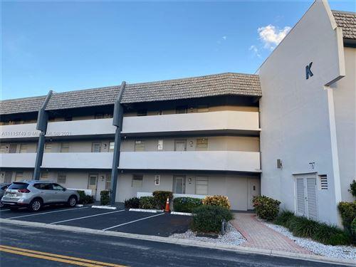 Photo of 7787 Golf Circle Dr #108, Margate, FL 33063 (MLS # A11115749)