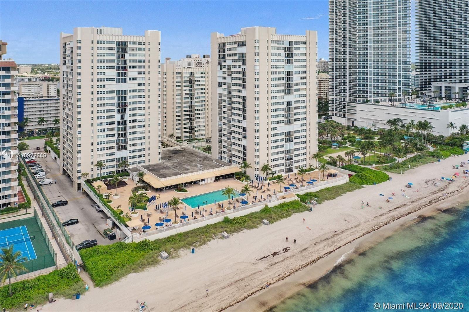 1904 S Ocean Dr #1407, Hallandale Beach, FL 33009 - #: A10929749