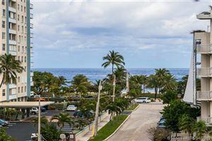 Photo of 201 N Ocean Blvd #512, Pompano Beach, FL 33062 (MLS # A10615750)