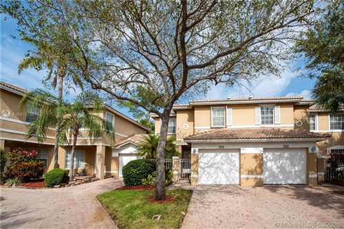 Photo of Listing MLS a10810750 in 2949 NW 99th Ter #2949 Sunrise FL 33322