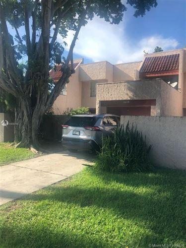 Photo of 5721 NW 16th St #21, Lauderhill, FL 33313 (MLS # A10935750)