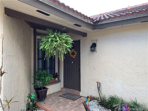 Photo of 15262 SW 46th Ln #F-67, Miami, FL 33185 (MLS # A10965750)