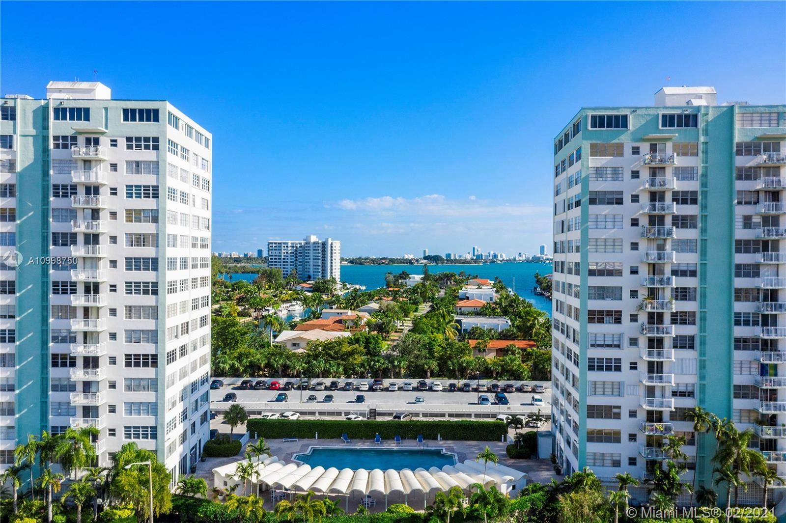 Photo of 2150 Sans Souci Blvd #B811, North Miami, FL 33181 (MLS # A10998750)