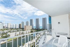 Photo of 300 Bayview Dr #1505, Sunny Isles Beach, FL 33160 (MLS # A10660751)