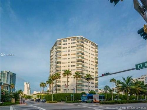 Foto de inmueble con direccion 1881 Washington Ave #6B Miami Beach FL 33139 con MLS A10816751