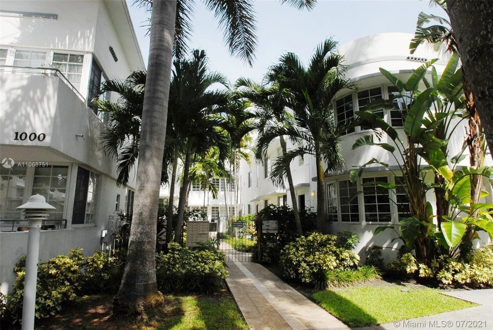 1000 Meridian Ave #23, Miami Beach, FL 33139 - #: A11068751