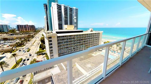 Photo of 16699 Collins Ave #1407, Sunny Isles Beach, FL 33160 (MLS # A10566752)