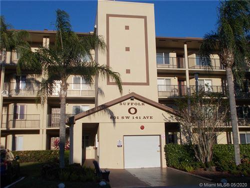 Photo of 801 SW 141st Ave #407O, Pembroke Pines, FL 33027 (MLS # A10862752)