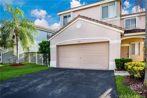 Photo of 1323 Sabal Trl, Weston, FL 33327 (MLS # A10935752)