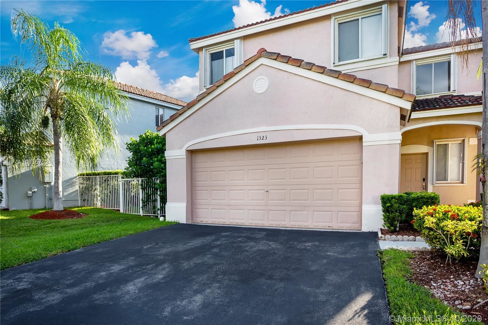 1323 Sabal Trl, Weston, FL 33327 - #: A10935752