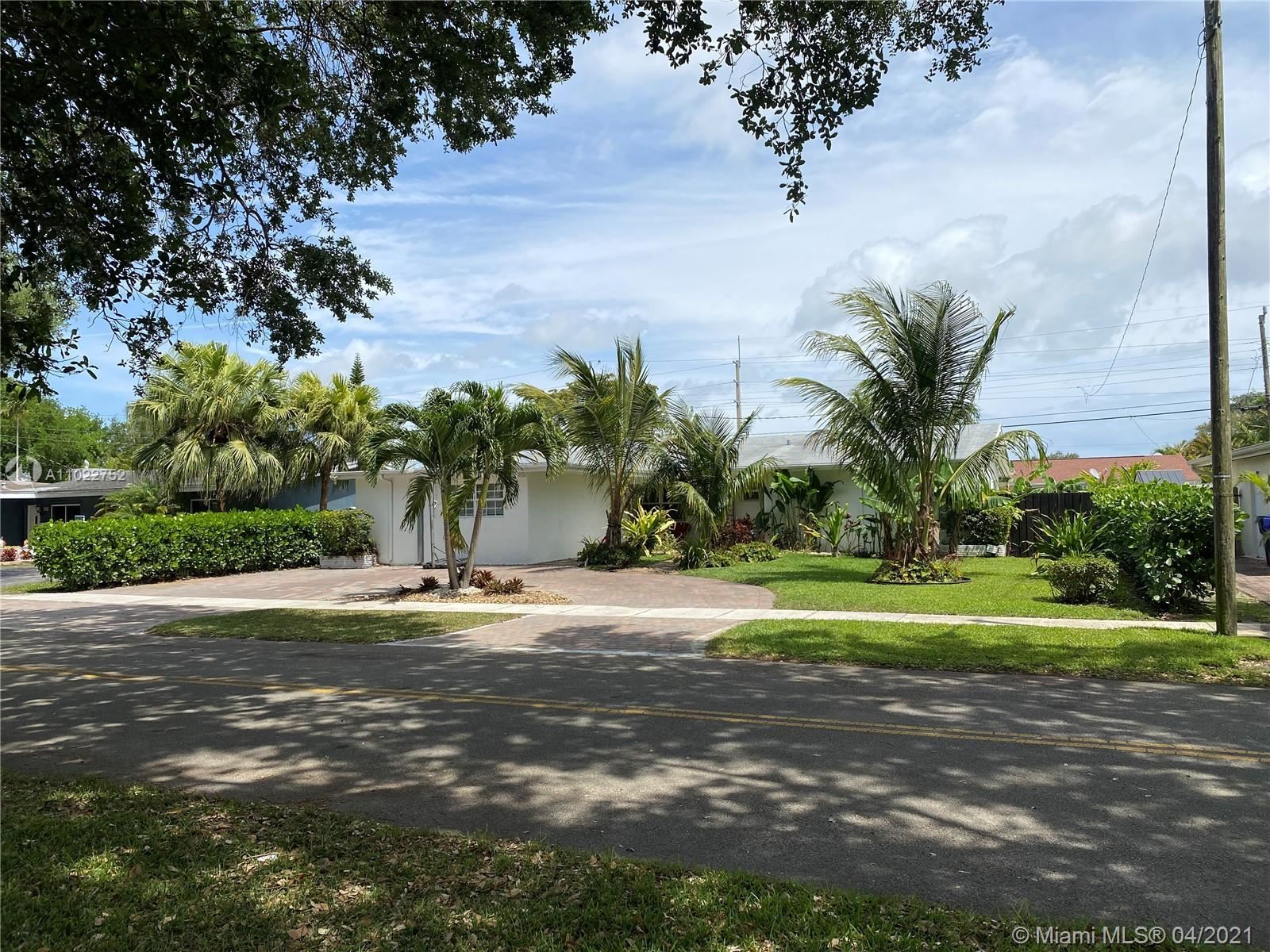 411 S 56th Ter, Hollywood, FL 33023 - #: A11022752