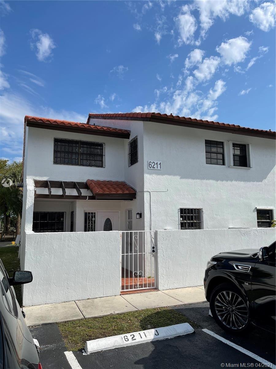 6211 SW 138th Ct #J, Miami, FL 33183 - #: A11031752