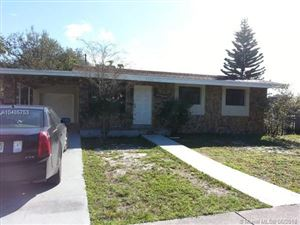 Photo of Listing MLS a10485753 in 3341 SW 40th Ave West Park FL 33023