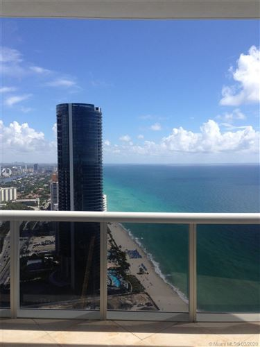 Photo of 18201 Collins Ave #5502, Sunny Isles Beach, FL 33160 (MLS # A10838753)