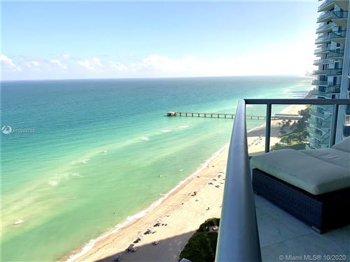 Photo of 17121 Collins Ave #2502, Sunny Isles Beach, FL 33160 (MLS # A10948753)