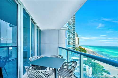 Photo of 17001 Collins Ave #1103, Sunny Isles Beach, FL 33160 (MLS # A10997753)