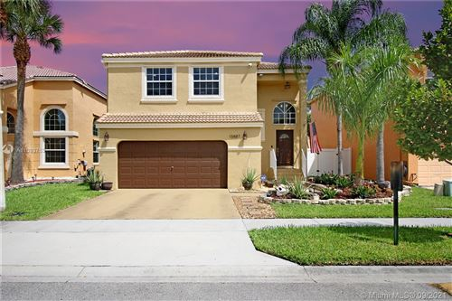 Photo of 15887 NW 4th Ct, Pembroke Pines, FL 33028 (MLS # A11093753)