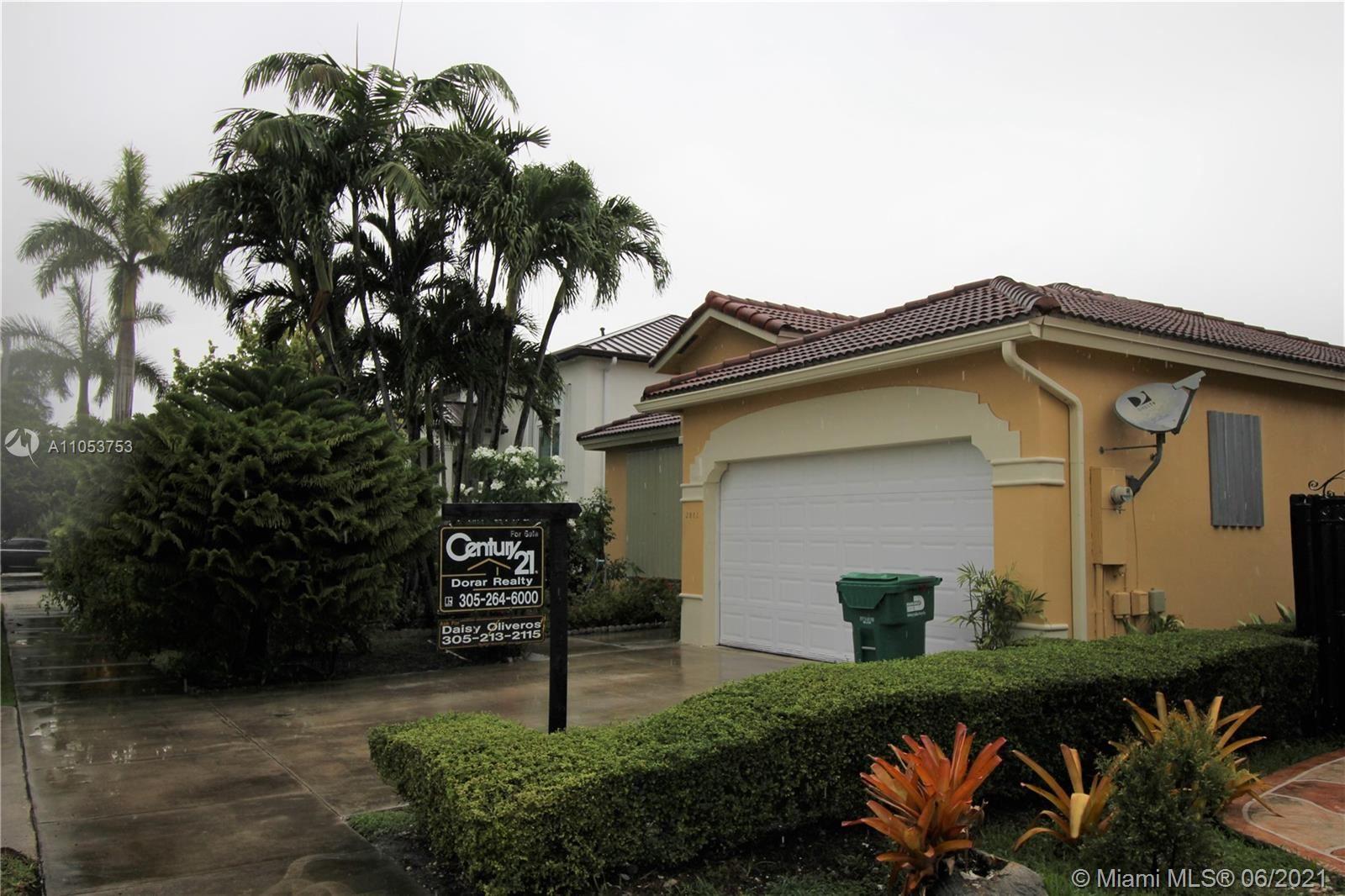 2861 SW 149th Pl, Miami, FL 33185 - #: A11053753