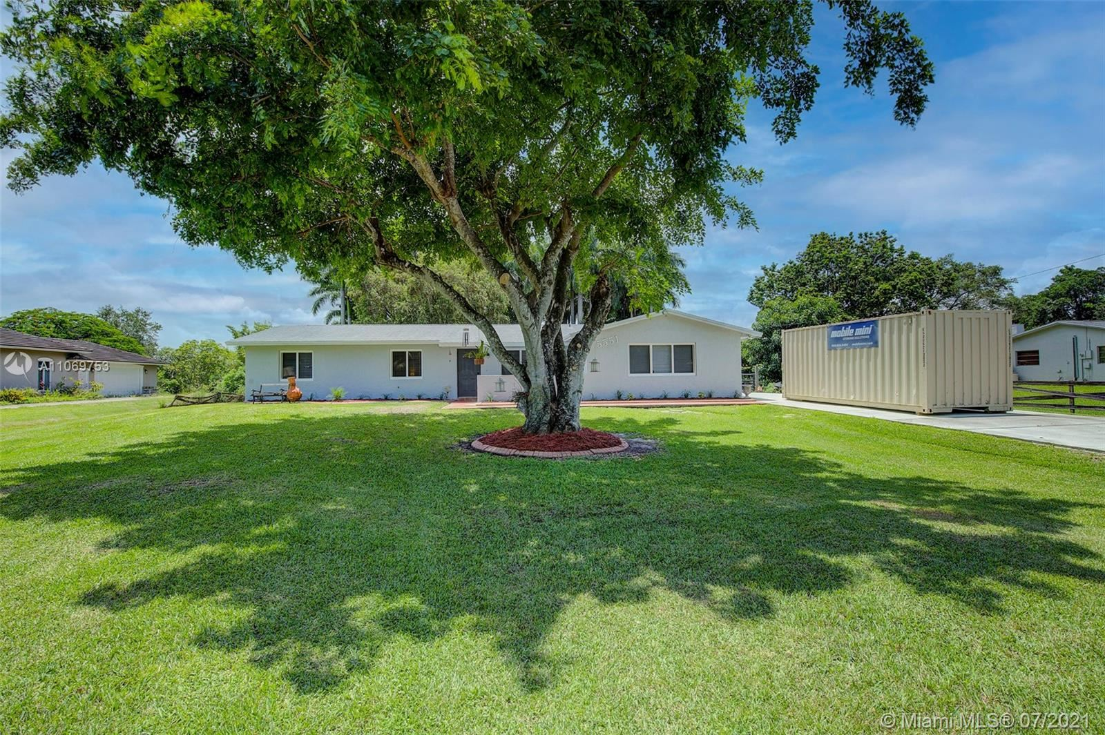 5551 SW 188th Ave, SouthWest Ranches, FL 33332 - #: A11069753