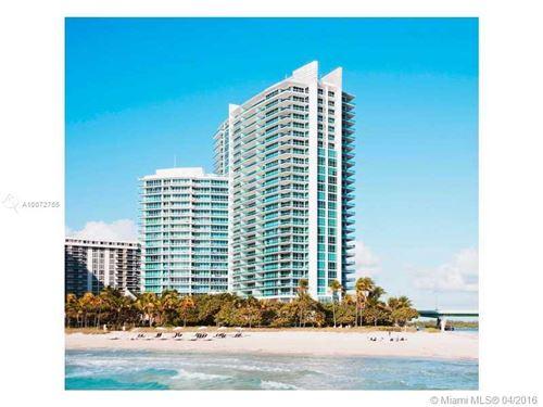 Photo of 10295 COLLINS AV #516&517, Bal Harbour, FL 33154 (MLS # A10072755)
