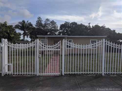 Photo of Listing MLS a10805755 in 15725 NW 27th Ave Miami Gardens FL 33054