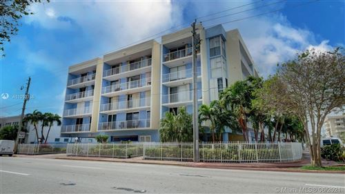 Photo of 8340 Harding #401, Miami Beach, FL 33141 (MLS # A11052755)