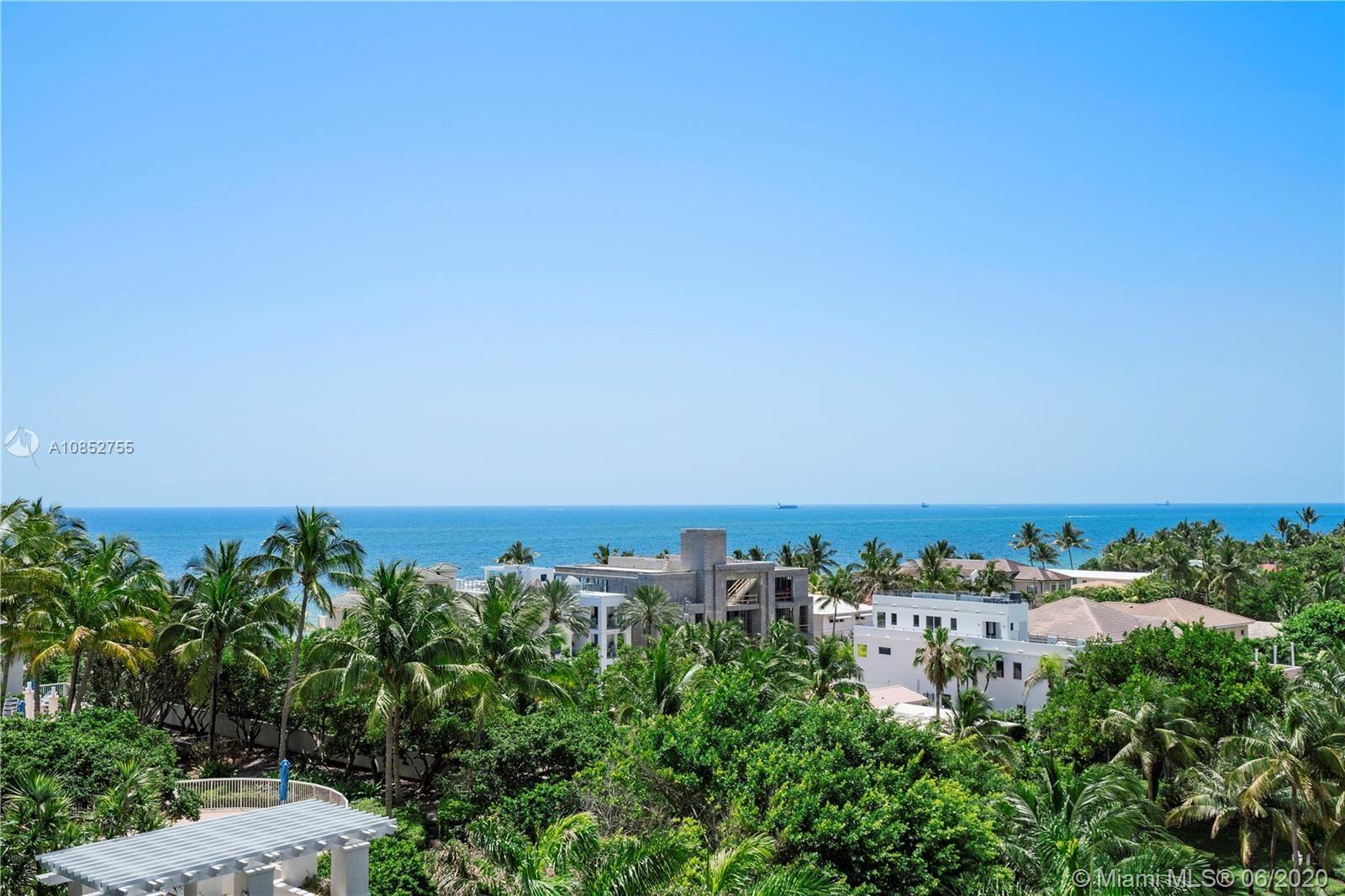 Photo of 3100 N Ocean Blvd #707, Fort Lauderdale, FL 33308 (MLS # A10852755)