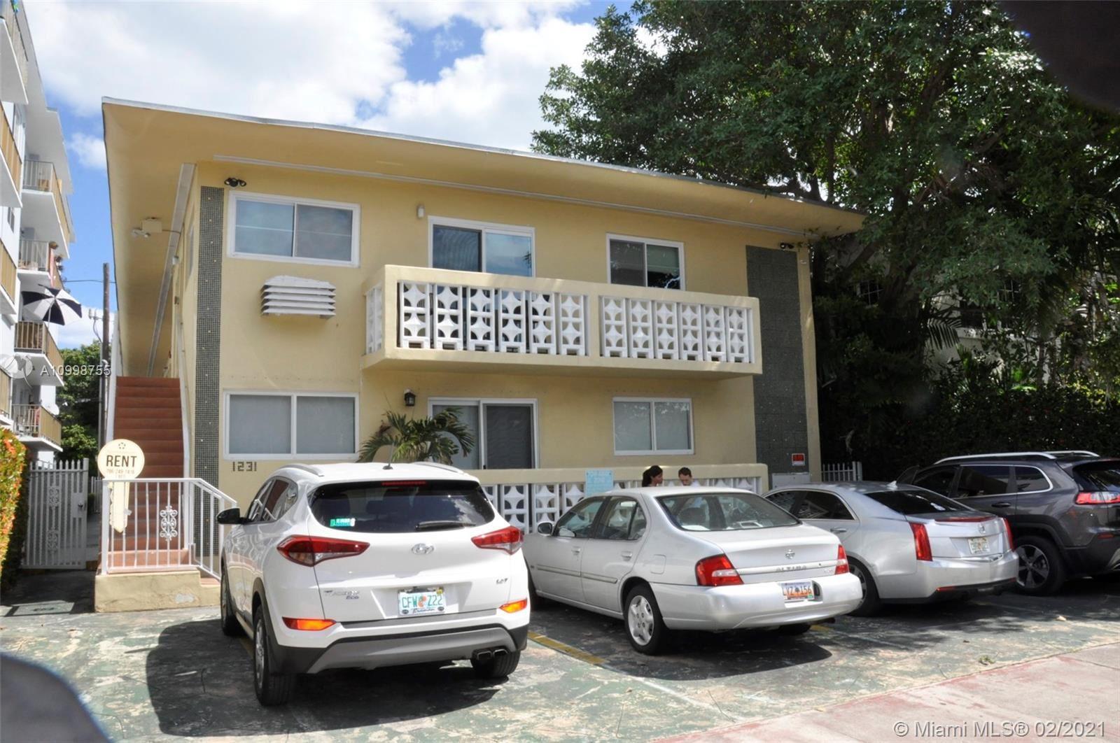 1231 Pennsylvania Ave #6, Miami Beach, FL 33139 - #: A10998755