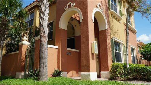 Photo of 744 SW 106th Ave #2001, Pembroke Pines, FL 33025 (MLS # A10468756)