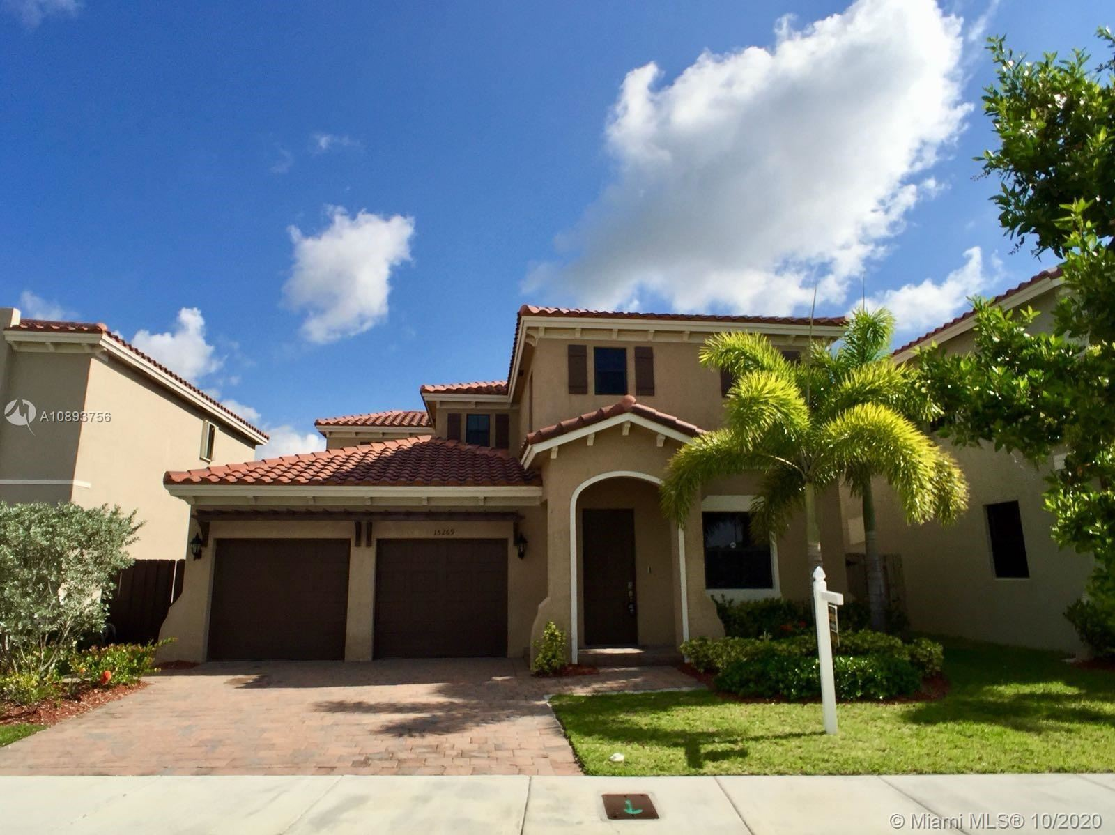 15269 SW 175th St, Miami, FL 33187 - #: A10893756