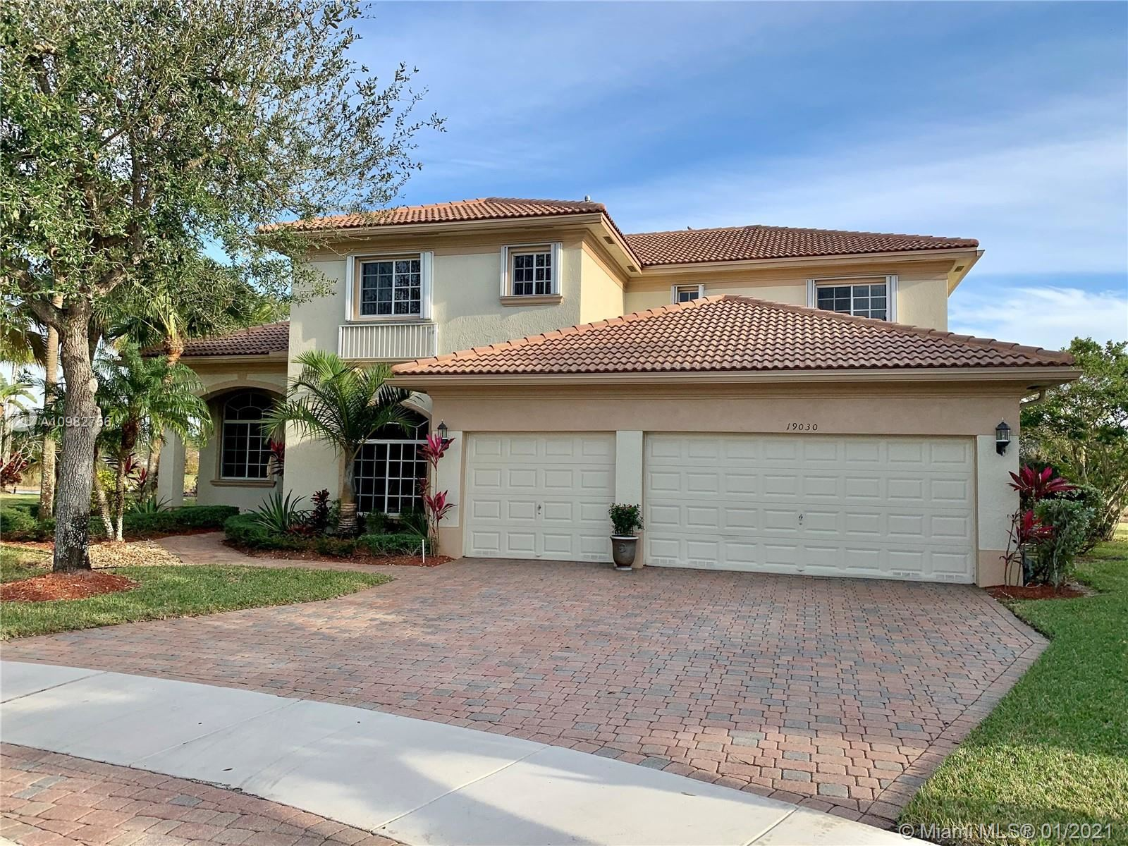 19030 SW 65th St, Pembroke Pines, FL 33332 - #: A10982756