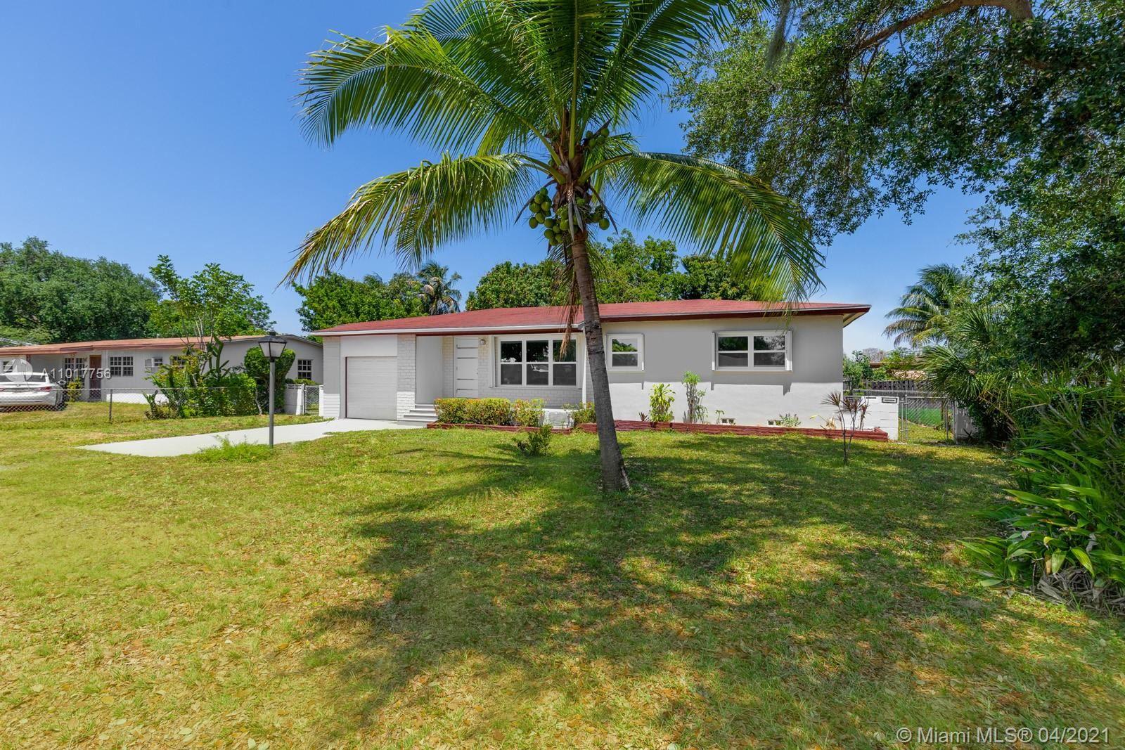 1151 NW 136TH ST, North Miami, FL 33168 - #: A11017756