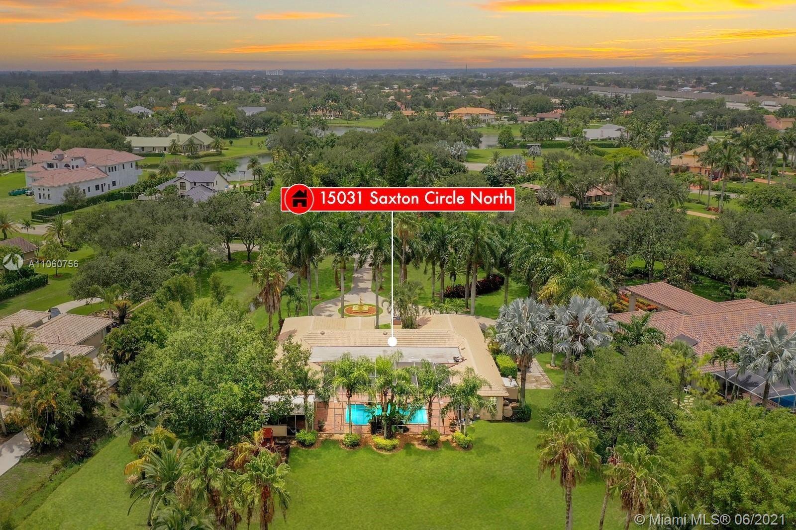15031 N Saxon Cir, SouthWest Ranches, FL 33331 - #: A11060756