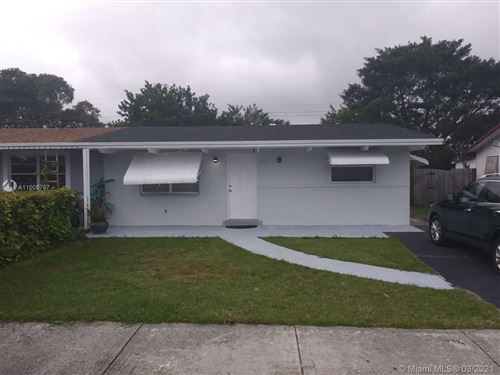Photo of 1911 SW 66th Ave, North Lauderdale, FL 33068 (MLS # A11008757)