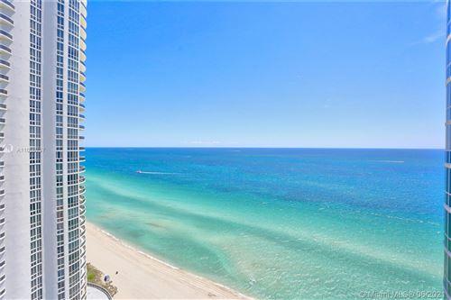 Photo of 15811 COLLINS AV #2303, Sunny Isles Beach, FL 33160 (MLS # A11056757)