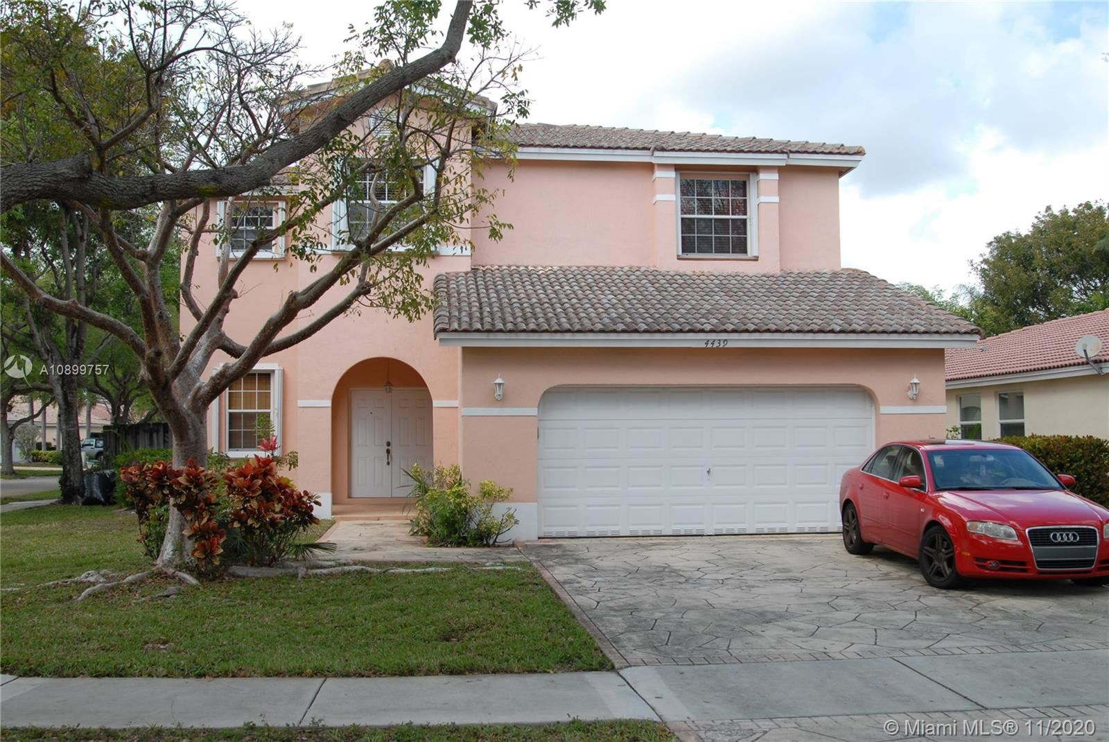 4439 NW 43rd St, Coconut Creek, FL 33073 - #: A10899757