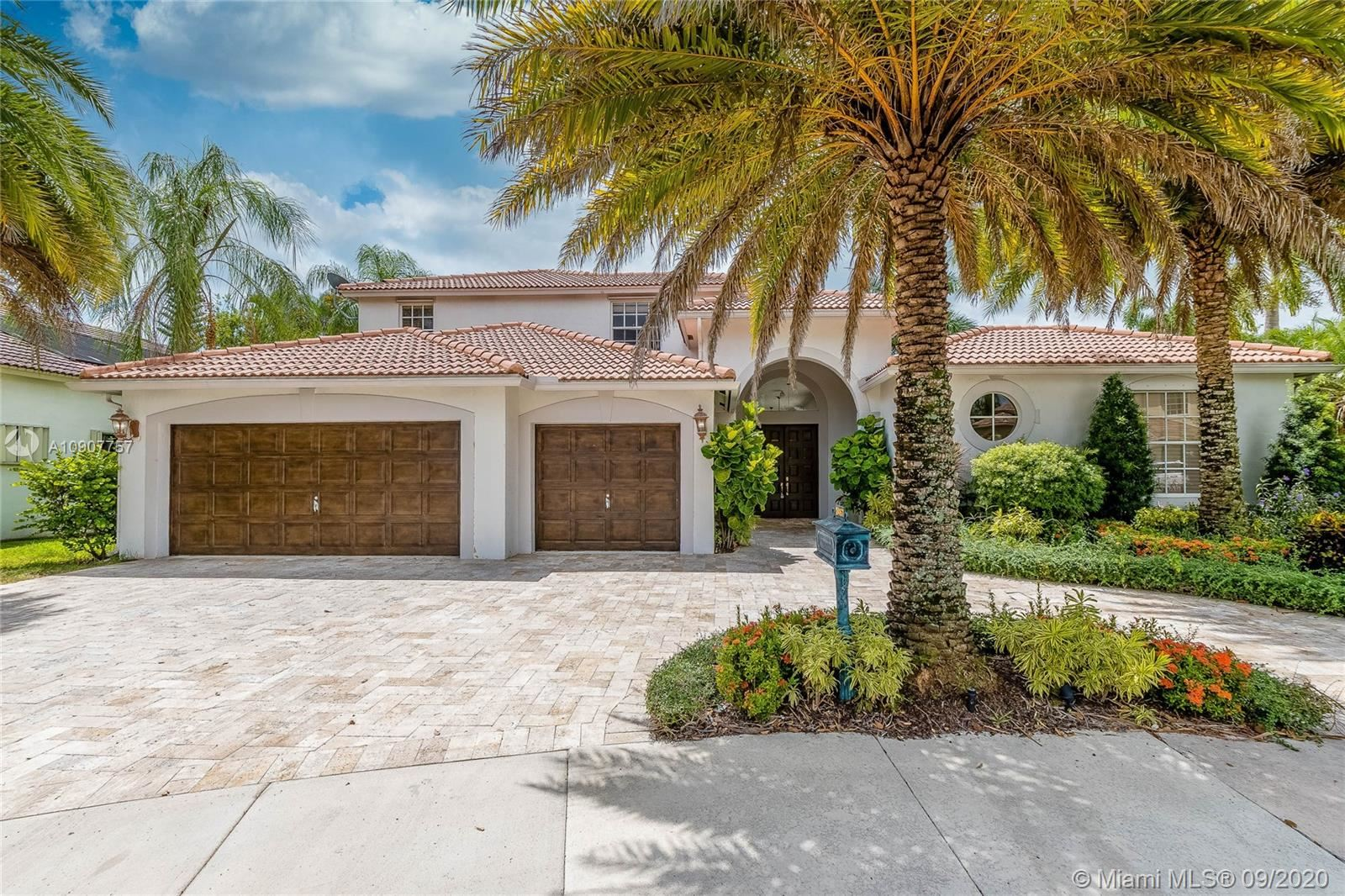 2467 Eagle Run Dr, Weston, FL 33327 - #: A10907757