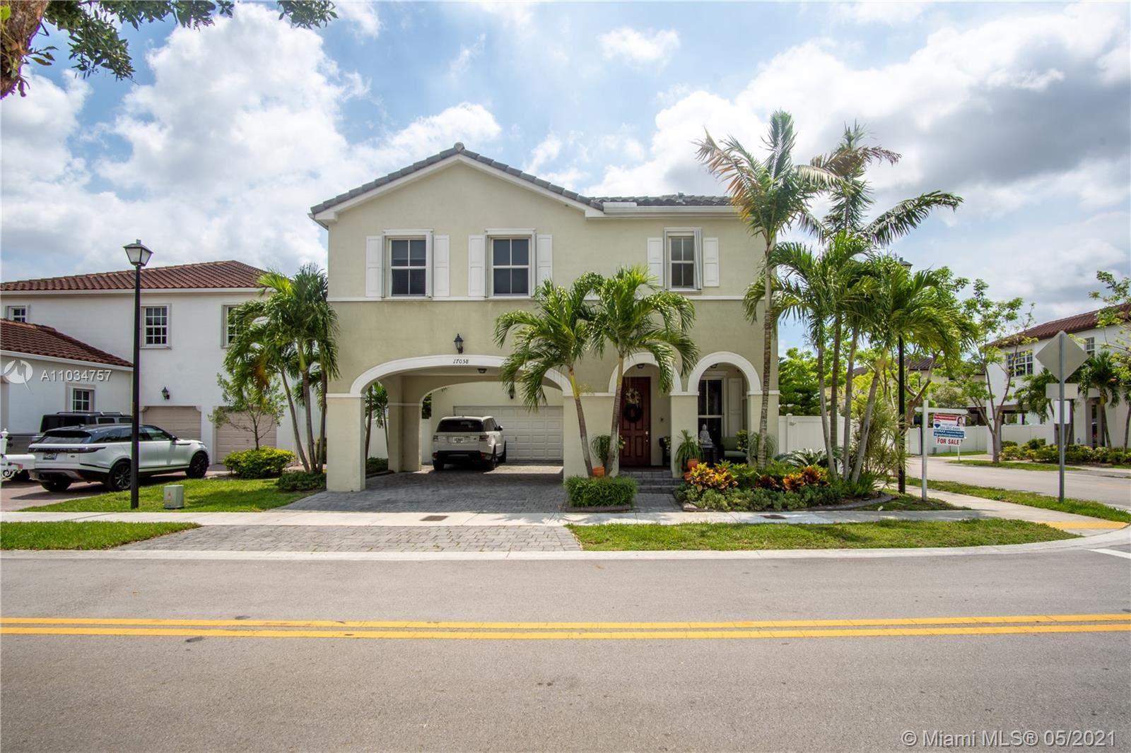 17058 SW 94th Ln, Miami, FL 33196 - #: A11034757