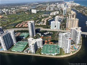 Photo of Listing MLS a10752758 in 3500 Mystic Pointe Dr #1202 Aventura FL 33180