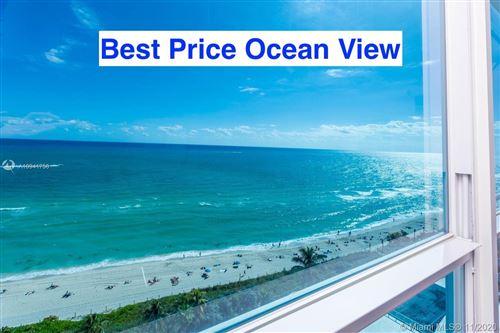 Foto de inmueble con direccion 5445 Collins Ave #1434 Miami Beach FL 33140 con MLS A10941758