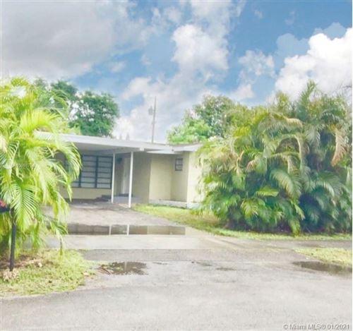 Photo of 1120 NE 110th Ter, Miami, FL 33161 (MLS # A10986758)
