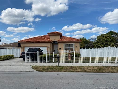 Photo of 4450 NW 156th St, Miami Gardens, FL 33054 (MLS # A11026758)