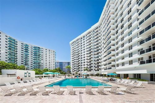 Photo of 3725 S Ocean Dr #810, Hollywood, FL 33019 (MLS # A11058758)