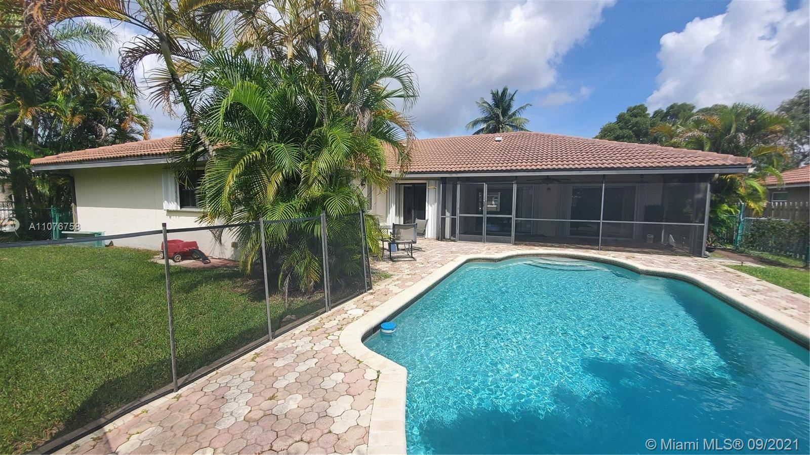 1744 NW 111th Way, Coral Springs, FL 33071 - #: A11076758