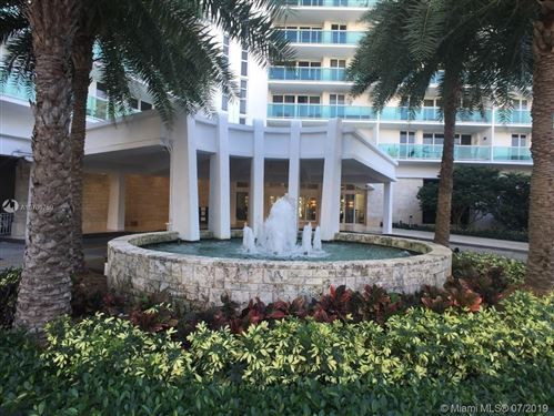 Photo of 100 Bayview Dr #819, Sunny Isles Beach, FL 33160 (MLS # A10709759)