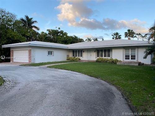 Photo of 313 Center Island, Golden Beach, FL 33160 (MLS # A10833759)