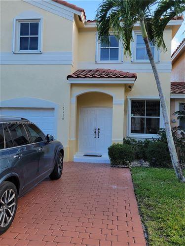 Photo of 17114 SW 39th St #17114, Miramar, FL 33027 (MLS # A11112759)