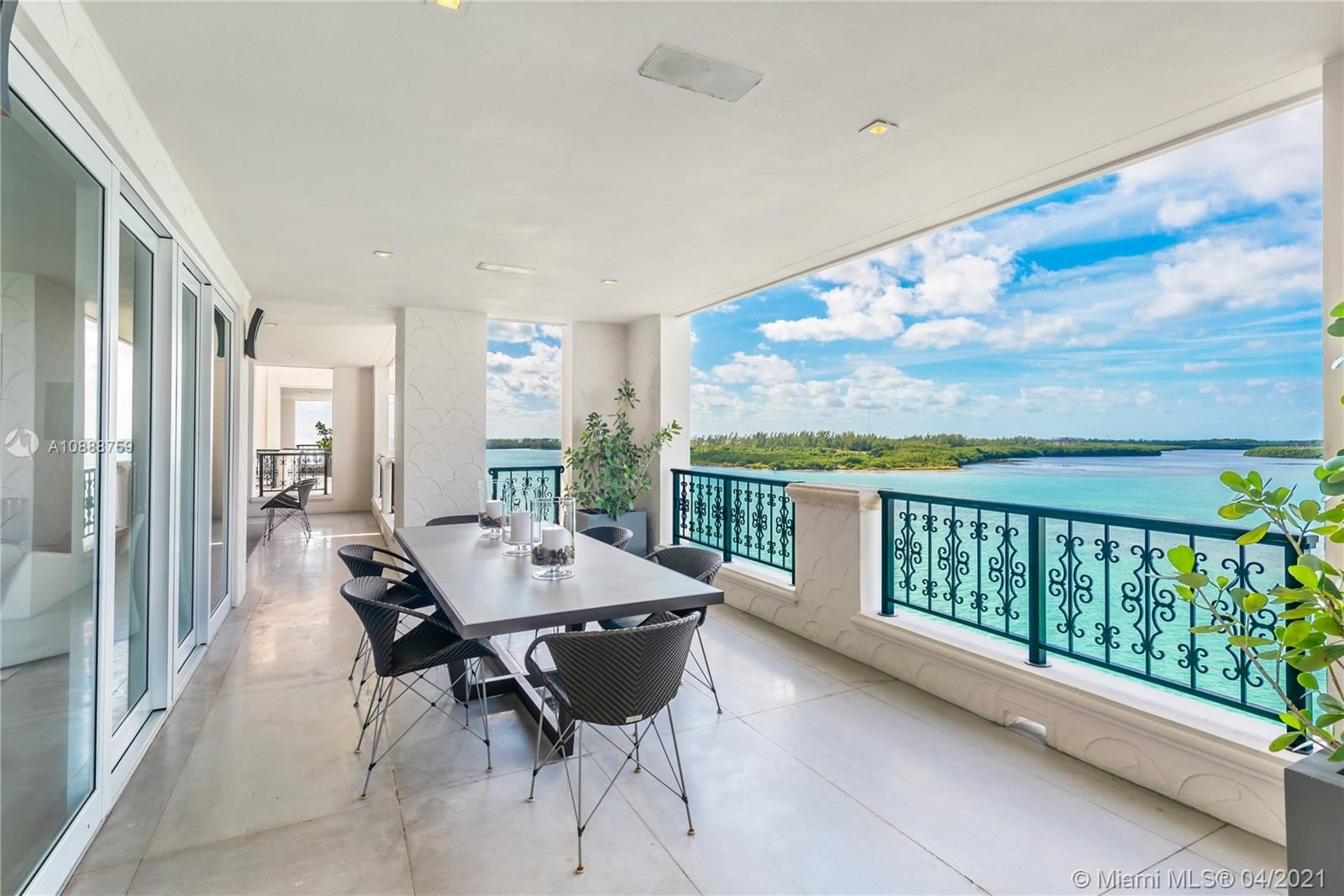 Photo 4 of Listing MLS a10888759 in 5282 Fisher Island Dr #5282 Miami FL 33109